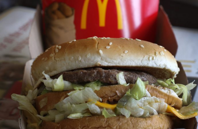 Burnout in nurses & McDonald's new policy on antibiotics in beef