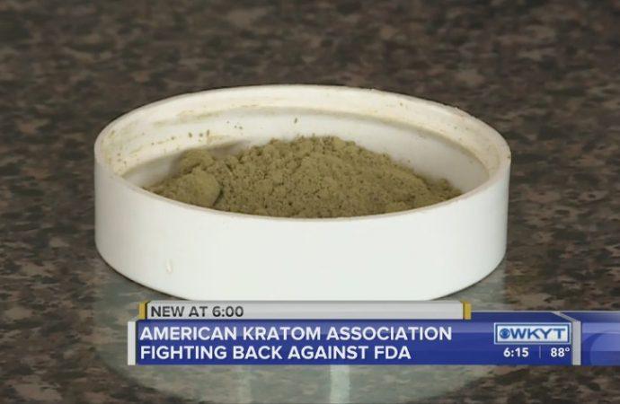 WATCH Federal action may stifle Kratom market in Kentucky