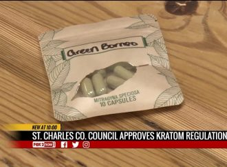 New regulations on the way for how Kratom is sold in St. Charles County