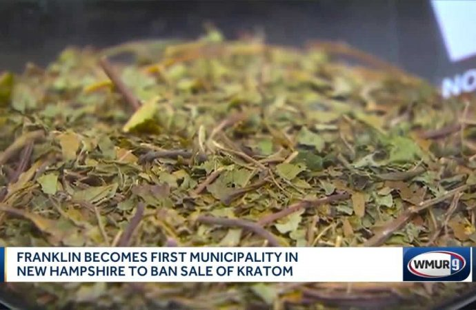 Franklin becomes first municipality in state to ban sale of kratom