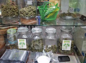 Cops raid vape shop, seize more than 100 pounds of suspected drugs