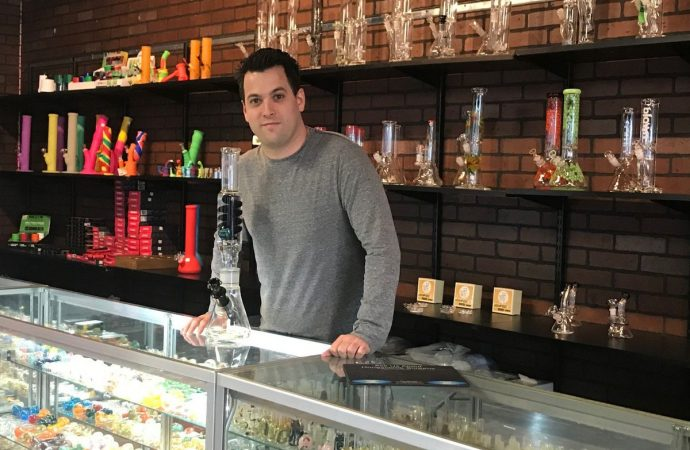 Down to Business: With pot now legal, Papa Smoke expecting uptick in people buying 'head shop' products