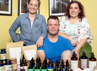 Herbal remedy shop opens on Government Street