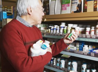 Natural supplements can be dangerously contaminated, or not even have the specified ingredients