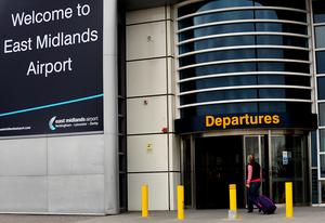 Father and son charged after psychoactive substance seized at airports