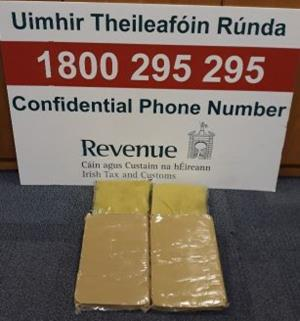 Over €80,000 worth of cocaine-like Kratom seized at Shannon Airport