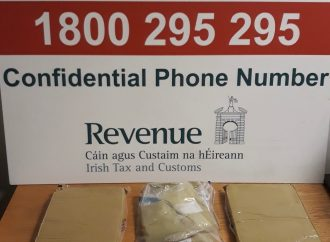 Revenue seize €51,000 worth of drugs at Shannon Airport as part of ongoing investigation into illegal drug importation