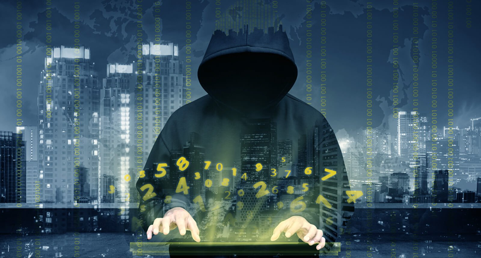 Hacker keyboard