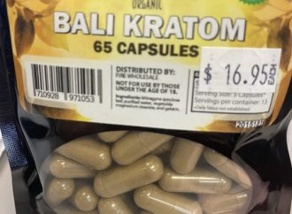 Kratom overdose deaths on the rise