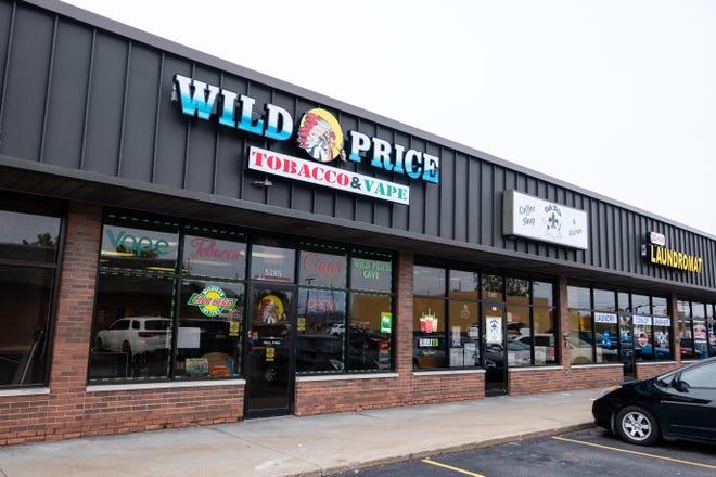 Wild Price Tobacco opens in Kimball Township